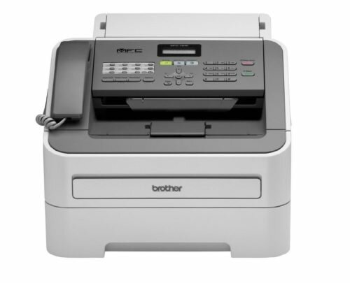 11.Brother Printer MFC7240 Monochrome Printer with Scanner, Copier and Fax