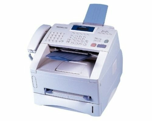 9.Brother PPF4750E IntelliFax 4750e High-Performance Business-Class Laser Fax