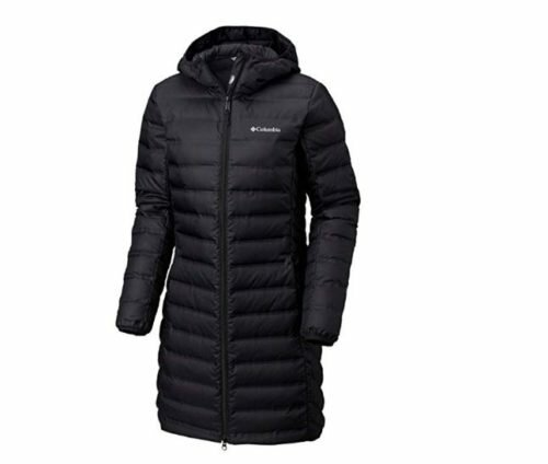12.Columbia McKay Lake Long Down Jacket - Women's