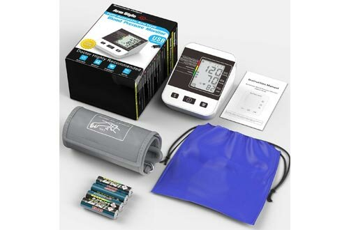 Blood Pressure for Home Use with Large LCD Display