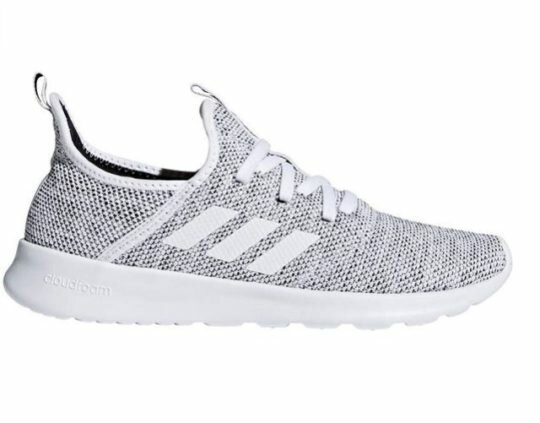 2.adidas Women's Cloudfoam Pure Running Shoe