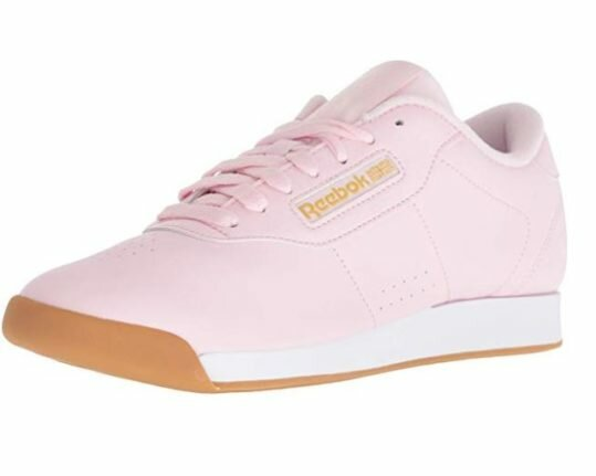 8.Reebok Women's Princess Sneaker