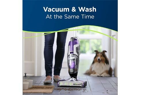 BISSELL Crosswave Pet Pro All in One Wet Dry Vacuum Cleaner and Mop for Hard Floors and Area Rugs