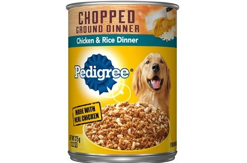 PEDIGREE Chopped Ground Dinner Wet Dog Food